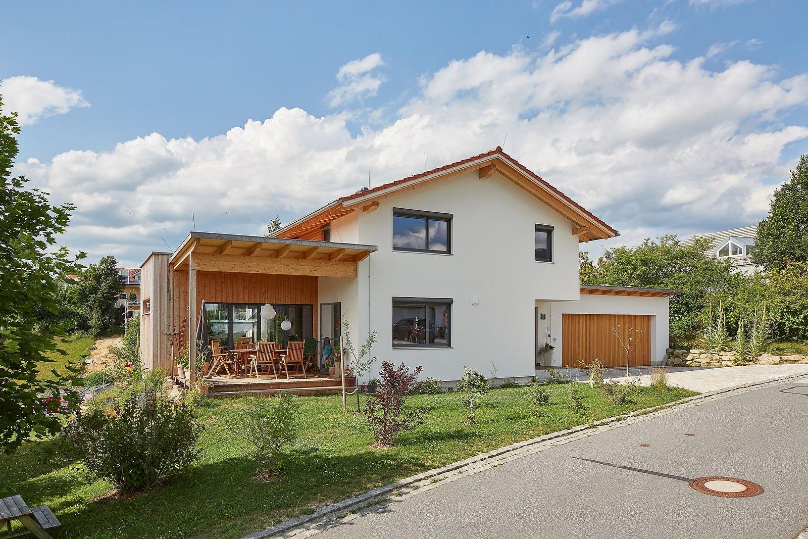 Teredo Holzhaus